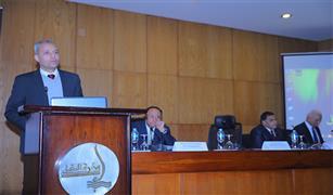 النقل تعقد ندوة ( يوروميدريل – مصر )  حول أساليب التحقيق في حوادث السكك الحديدية