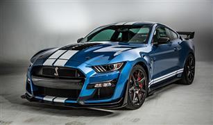 فورد تكشف عن سيارتها الجديدة موستانج شيلبي GT500 بقوة 700 حصان