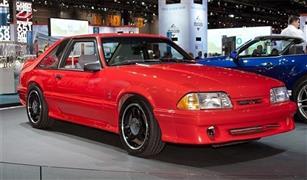 """بيع سيارة """"فورد موستانج كوبرا"""" إنتاج 1993 مقابل 132 ألف دولار"""