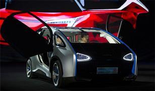 ديدي وبايك الصينيتان تؤسسان مشروعا لسيارات الطاقة الجديدة