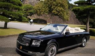 سيارة بمواصفات خاصة من أجل إمبراطور اليابان الجديد | صور