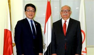 توشيميتسو إيامي: الحكومة المصرية وضعت ثقتها فى تويوتا لإحلال وتجديد مركبات النقل الجماعي