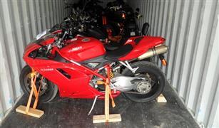 ترخيص 15 ألف دراجة نارية في الفترة من 8 أغسطس إلى 30 سبتمبر