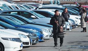 مبيعات السيارات في السوق الصينية تتراجع بقوة في سبتمبر 2019
