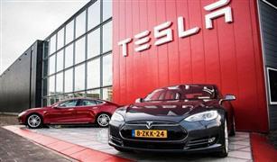 صعود قياسي لأسهم تسلا للسيارات الكهربائية