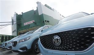 MG  تسجل رقما قياسيا من مبيعات سيارتها الـSUV  الكهربائية ZS في أوروبا