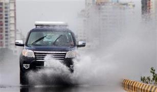 لتجنب الحوادث.. نصائح لسلامة سيارتك أثناء هطول  الأمطار