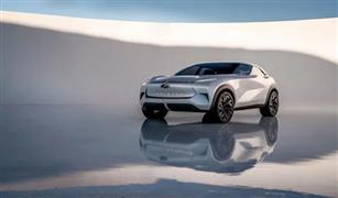 عصر جديد في عالم التصميم من إنفينيتي QX Inspiration الكهربائية بالفيديو