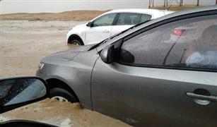 هل يغطي التأمين أضرار السيارة من الأمطار؟