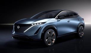 نيسان تزيح الستار عن Nissan Ariya الكهربائية بمعرض طوكيو 2019