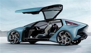 """""""لكزس"""" تكشف عن أحدث سياراتها الاختبارية الجديدة"""