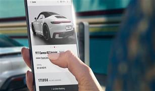 بورشه تبيع سيارتها الرياضية على الإنترنت أيضا