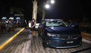 فولفو XC40نجم جديد من مجموعة عزالعرب منافس قوى للسيارات ال SUVفي مصر