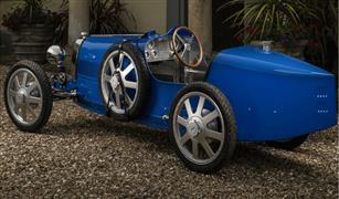 سيارة أطفال من بوجاتي بسعر يتجاوز نصف مليون جنيه!