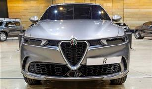 قبل الكشف عنها رسميا.. تعرف على شكل سيارة ألفا روميو Tonale الجديدة