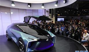 السيارات الصغيرة والكهربائية الأكثر سيطرة على ساحات مع طوكيو الدولي