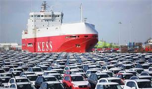 جمارك السويس تفرج عن سيارات بقيمة ٧٤ مليون جنيه