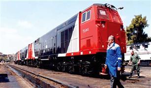 """""""السكك الحديدية"""" تتعاقد مع PRL الأمريكية لتوريد وتحديث  جرارات القطارات"""