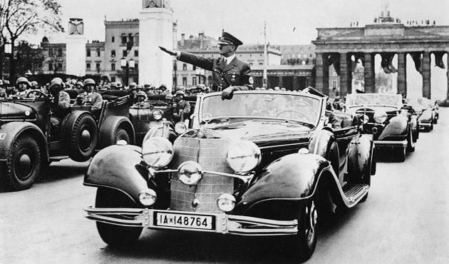 محكمة ألمانية تحظر لوحة أرقام سيارة تشير إلى هتلر