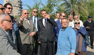 من التحرير لمصر القديمة.. محافظ القاهرة يتفقد خط سير المومياوات الملكية