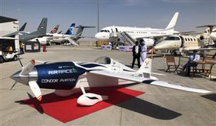 الكشف عن أول طائرة سباق كهربائية خلال معرض دبي للطيران