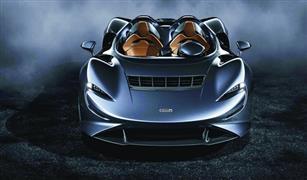 ماكلارين أوتوموتيف تنتج 399 سيارة فقط من طراز إيلفا