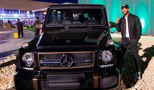 محمد رمضان يشتري سيارة لا يوجد منها إلا 65 نسخة فقط في العالم| صور