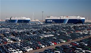 جمارك الاسكندرية افرجت عن سيارات بقيمة 6 ميارات فى اكتوبر