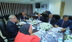 وزير النقل: انشاء محطة متعددة الاغراض بميناء الاسكندرية