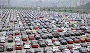 20% زيادة فى عدد السيارات الواردة خلال أكتوبر الماضي