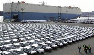 سيارات بقيمة 4.8 مليار جنيه خرجت من ميناء الإسكندرية خلال نوفمبر