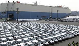 جمارك بورسعيد تفرج عن قطع غيار سيارات بقيمة ١٨٨ مليون جنيه
