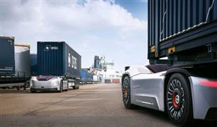 إيسوزو اليابانية تتعاون مع فولفو السويدية في الشاحنات ذاتية القيادة
