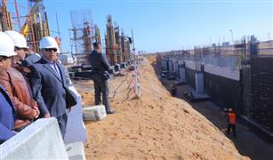 تعرف على أحدث تطورات مشروع  القطار الكهربائي (السلام -العاصمة الإدارية- العاشر من رمضان)
