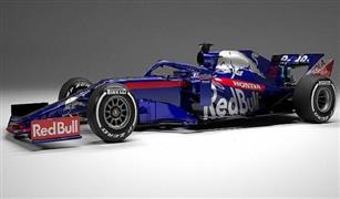 فورمولا 1: تورو روسو يكشف الستار عن سيارته الجديدة لموسم 2019