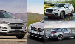لمن يريد شراء سيارة بين 500 ألف و550 ألف جنيه.. هذه الاختيارات المتاحة أمامك
