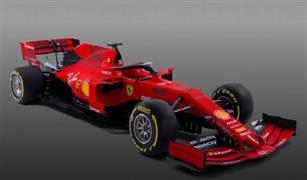 فورمولا 1: فيراري تكشف الستار عن سيارتها الجديدة لموسم 2019