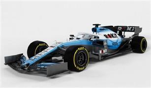 ويليامز يشوق محبيه بصور رقمية لسيارته لموسم 2019