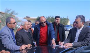 وزير النقل: تطوير الطريق الدولي الساحلي يقصر زمن الرحلة من الإسكندرية لبورسعيد