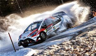 تاناك يتصدر الترتيب العام للسائقين في رالي السويد