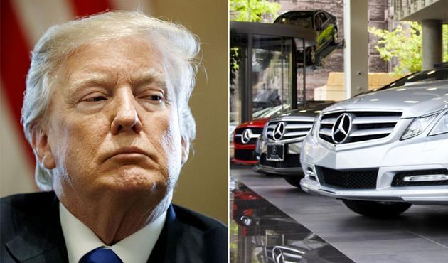 """ميركل: وصف ترامب للسيارات الأوروبية بالتهديد """"يثير الرعب"""""""