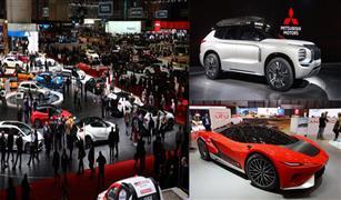 شاهد.. أفخر سيارات العالم في معرض جنيف الدولي للسيارات