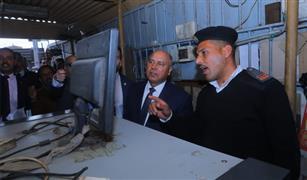 """وزير النقل بعد جولته بـ""""محطة مصر"""": لن نسمح بأي تقصير أو تأخير في الخدمة المقدمة للركاب"""