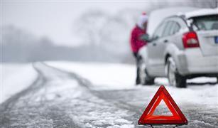 دراسة أمريكية: الطقس البارد يقلص مدى بطارية السيارات الكهربائية
