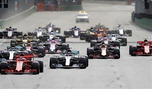 20 سائقا يتنافسون في بطولة العالم لفورمولا