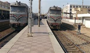 السكة الحديد تعتذر عن تأخر قطار منوف بمحطة شلقان بسبب عطل مفاجئ بالجرار