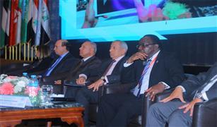 """وزير النقل يشهد افتتاح فعاليات المؤتمر الدولي للنقل البحري واللوجستيات """"مارلوج 8"""""""