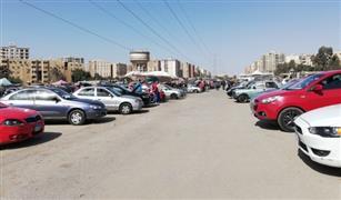 شاهد بالفيديو.. حال سوق السيارات المستعملة أمس الجمعة