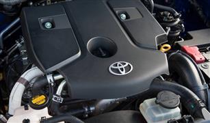 رئيس تويوتا: نعول على محرك خلايا الوقود كمحرك بديل