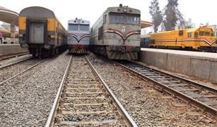 السكة الحديد تعلن التهديات والتأخيرات المتوقعة اليوم الأحد الموافق ٢٤ مارس ٢٠١٩